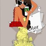 dior girl