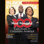 Lynesha McElveen in Black Enterprise September 2012
