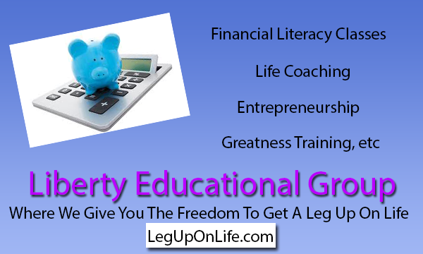 Liberty Educational Group - LegUpOnLife.com
