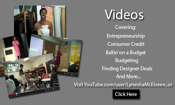 Videos featuring Lynesha McElveen