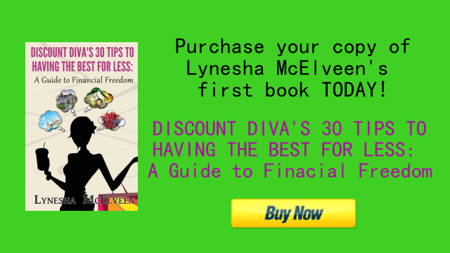 Discount Divas 30 Tips to Having the Best for Less Slide